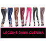 Leggins De Cuerina, Blusa,panty,mayor Algodon,top,estampado