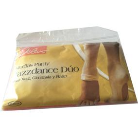 Medias Pantys Ballerina De Ballet, Danza, Flamenco Y Jazz