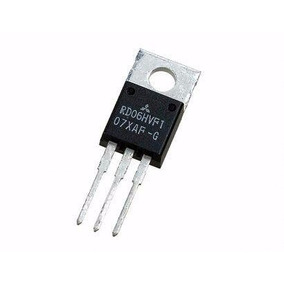 Transistor Rd06hvf1 De Potência Rd06 Hvf1 Mosfet Original