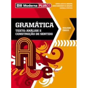 Moderna Plus - Gramatica - Ensino Médio - Integrado