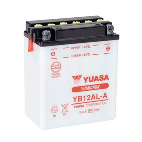 Bateria Yuasa Yb12al-a Virago 535 / Tenere / Bmw 650