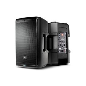 Caixa De Som Acústica Ativa Jbl Eon610 1000w 10 Polegadas