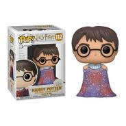 Pop! Funko Harry Capa De Invisibilidade #112 | Harry Potter