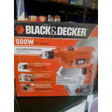 Taladro Percutor 500w Black&decker