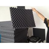 Espuma Acústica Grabacion De 50cm X 50cm Bucaramanga