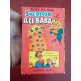 Antiguo Caja Vacia Sorpresa Ali Baba Juguetes Golosinas 1960