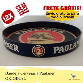 Bandeja Original Cervejaria Paulaner Plástico Cerveja