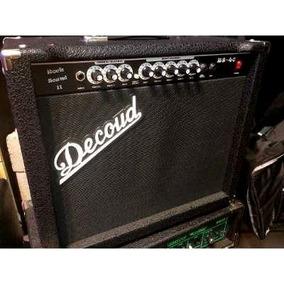 Amplificador De Guitarra Electrica- Decoud 40watts