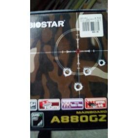 Tarjeta Madre Biostar A880gz Am3+ Y Cpu Amd Fx8320 8 Cores