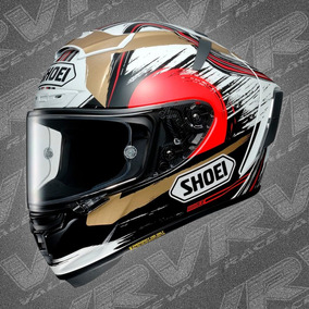 Capacete Shoei X Spirit 3 Marc Marquez Tc-1 Motegi