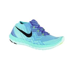 Zapato Nike Correr Free 3.0 Flyknit Mujer