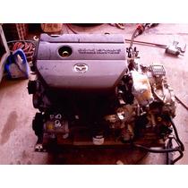 Mazda 3 Motor 2.5 Caja Compresor Alternador Bobinas Poleas.