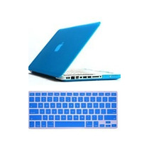 Case P/ Macbook Pro/retina/air 11 13 15 + Protetor Teclado