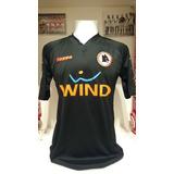 Camisa Futebol Roma Totti Kappa