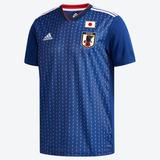 Camisa Seleção Japão Home 18/19 Masculina
