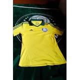 Camisa adidas Palmeiras Amarela (pátria Amada Palmeiras)