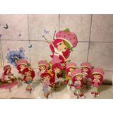 Moranguinho - 5 Display Mesa Decoração Festa Infantil