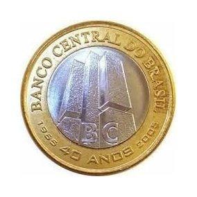 Moeda Bc 40 ( M.b.c.) Frete R$ 7,80