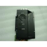 Botonera Del Panel Frontal Bsh970002a Sony Mod. Kdl-46w700a