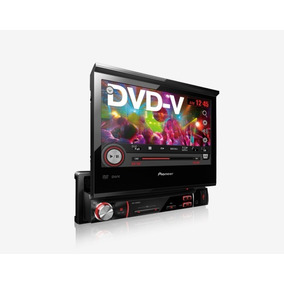 Pioneer - Dvd Player Rds - Tela Retrátil - Controle Remoto