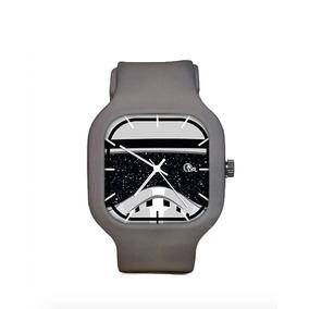 Relógio Ranger Darth Vader Moovi A Pulseira Silicone