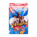 Alimento Para Perros Sabrositos Variedad 15kg.+2kg.
