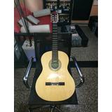 (((vendo Guitarra Criolla+funda Nueva Solo X Hoy $1000))))