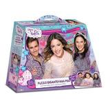 Puzzle Gigante De Viloleta P Pintar Violetta 2351 Kreker