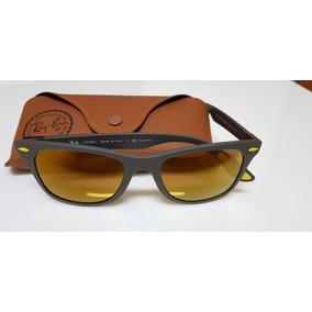 Óculos De Sol Ray Ban 4098 Ouro Jack Ohn Lente Degrade Preto ... bb7304a36f