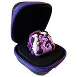 Original Envolve Purple Camouflage Fidget Cube - Para Enf...