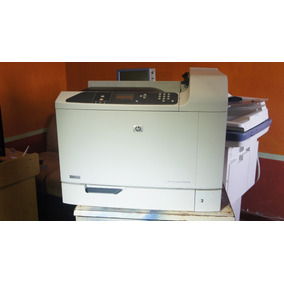Impresora Hp Color Laserjet 6015 Cp Dn Doble Carta Rebasado