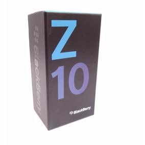 Celular Blackberry Z10 Nuevo (2 Regalos) (fedorimx)