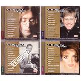 Cd A Música Do Século Coleção Revista Caras De 1 A 42