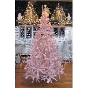 Árbol De Navidad Aconcagua Aylen ,rosa C Plata 2,00 Mts.