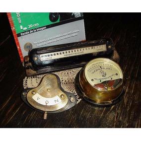 Antiguos Instrumentos Varios Medicina Radio (4624)