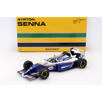 Minichamps 1/18 Williams Fw16 F1 Senna 1994 F1 # Ayrton