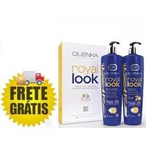 Escova Royal Look Olenka Rodrigo Cintra - Passos 1 E 2