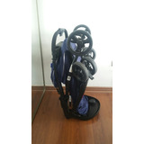 Coche Travel System Andes Navy Infanti Con 4 Meses De Uso