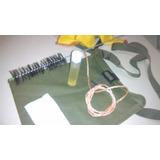 Kit De Limpieza De Armas Armamento Militar Policial