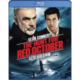 Blu Ray Caçada Ao Outubro Vermelho - Lacrado. Legendado.