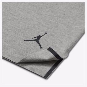 Camisa Nike Jordan 23 Lux Pocket Cinza Masculina Original