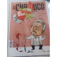 Revista El Chamuco Noviembre 2019 Amlo Feliz Feliz Feliz