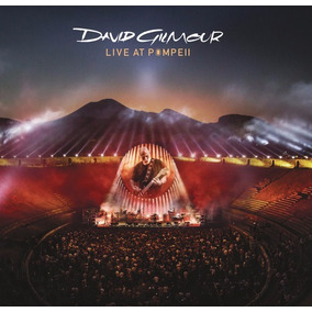 David Gilmour Live At Pompeii Vinilo Cuadruple Nuevo Import