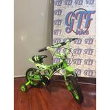 Bicicleta X-terra Klt Rodado R12 Rodado 12 Chicos Niños