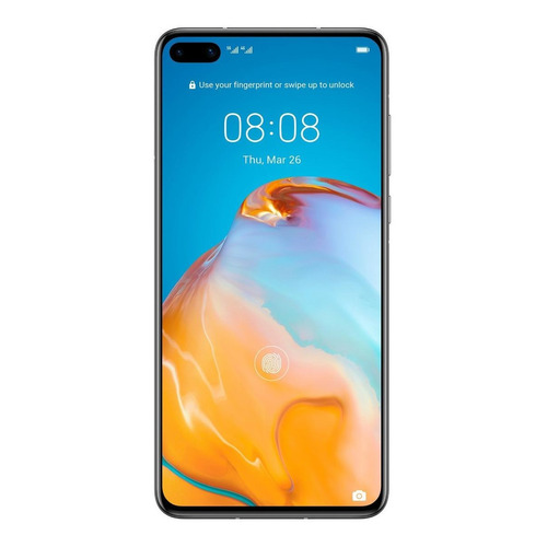Huawei P40 Pro Dual SIM 256 GB deep sea blue 8 GB RAM