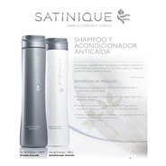 Kit Anticaida Shampoo Y Acondicionador Satinique