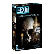 Juego De Mesa - Exit Las Catacumbas Del Terror - Xion Store
