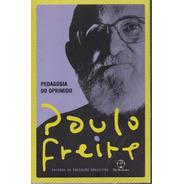 Livro Pedagogia Do Oprimido De Paulo Freire