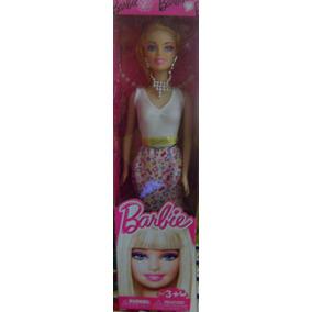 Muñeca Tipo Barbie Juguete Dia Del Niño
