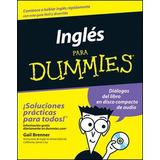 Libro Ingles Para Dummies Digital En Pdf + Audios!!